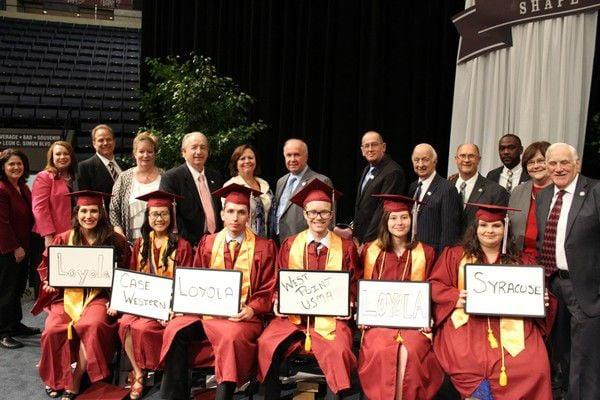 Chalmette High graduation showcases bright future of the parish