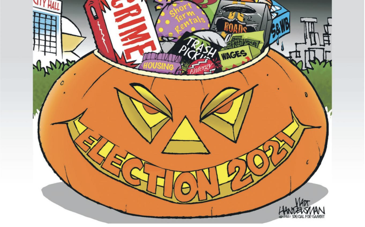 Read the latest Gambit: New Orleans Elections 2021
