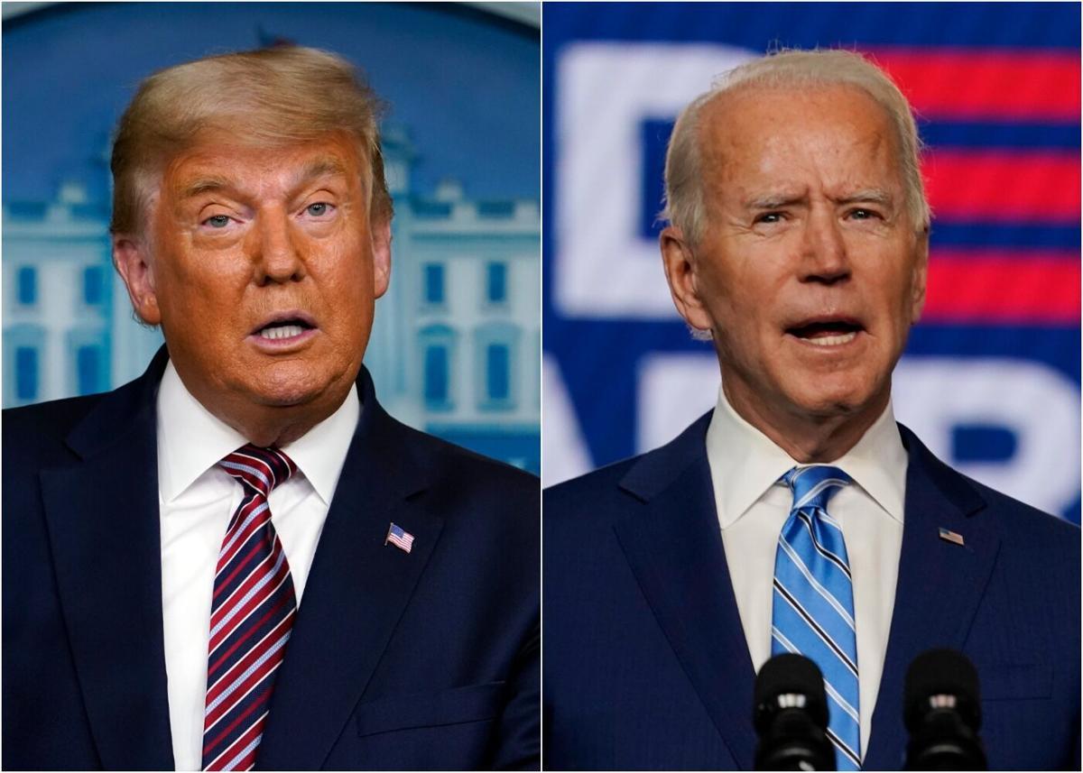 Trump-Biden combo 11/6