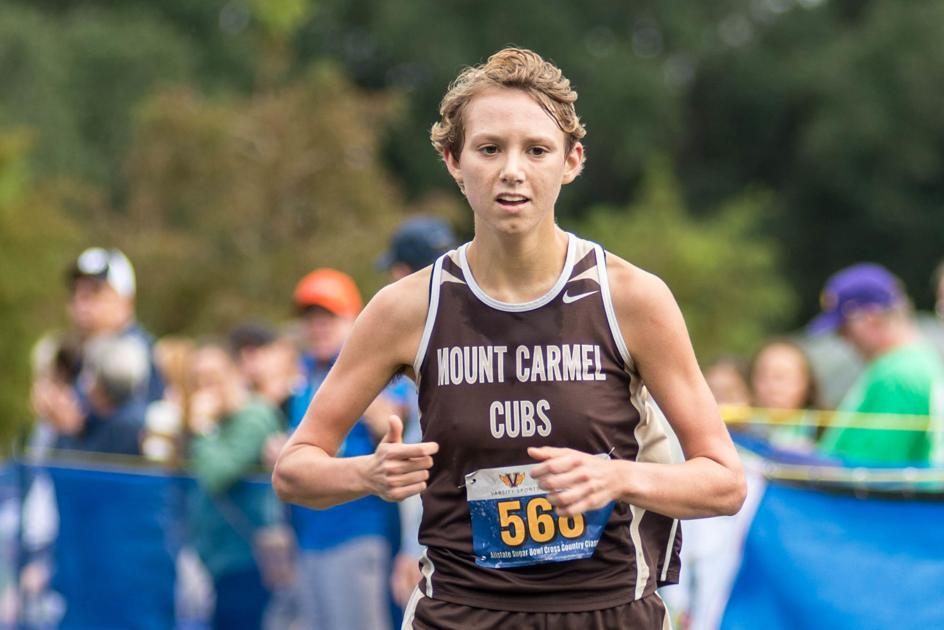 For Hope Shales of Mount Carmel, there's more to gain from distance running than winning - NOLA.com