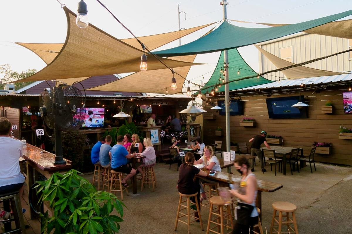 With Saints On Tap Popular Mid City Bars Reopen As Restaurants Here S What It Ll Look Like Where Nola Eats Nola Com