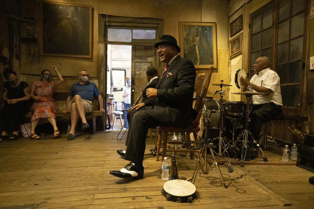 Preservation Hall reopens