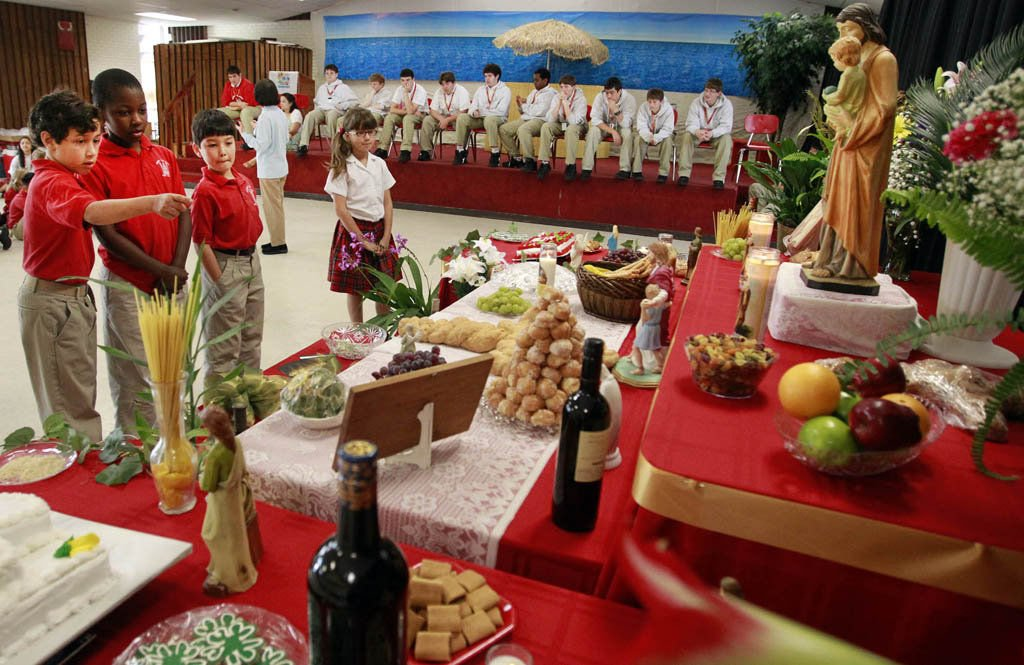 List of St. Joseph's Day altars in the greater New Orleans area