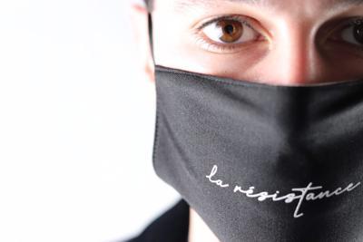 la resistance masks