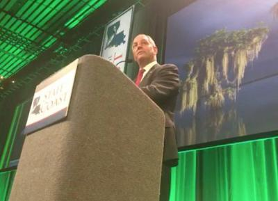 'Louisiana's moment' for coastal restoration, protection: Gov. Edwards