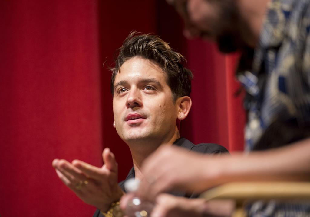 Rapper and Loyola grad G-Eazy preaches the gospel of hard