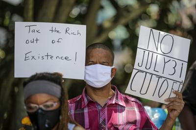 Rally for Economic Justice