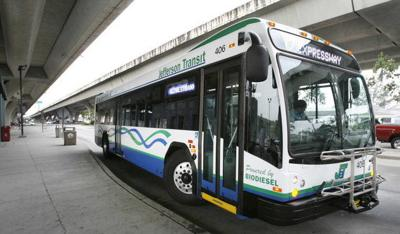 Jefferson Transit bus