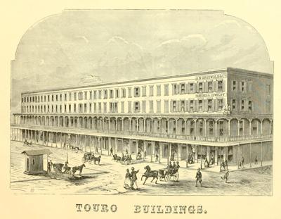 Touro Row
