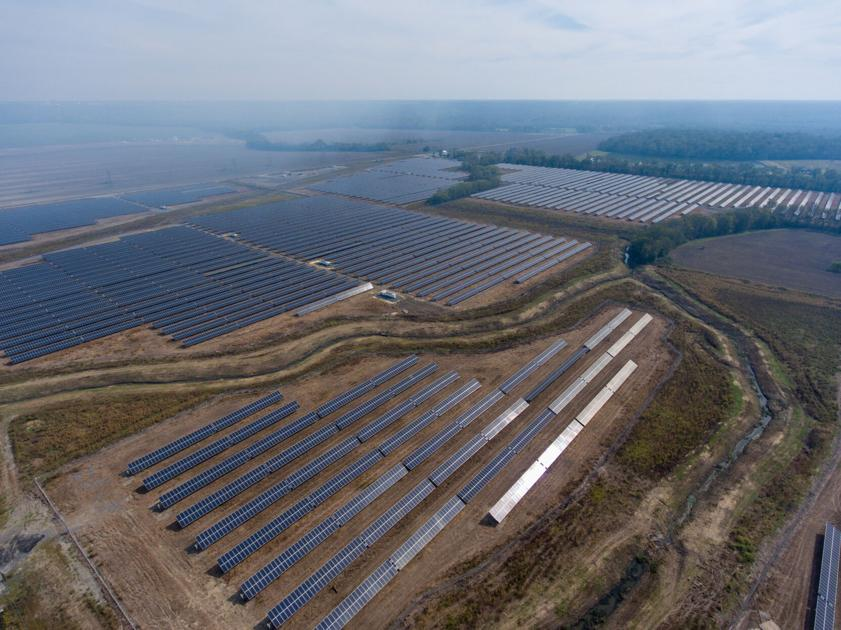 Who owns all these solar 'farms' across Louisiana? The answers may surprise you