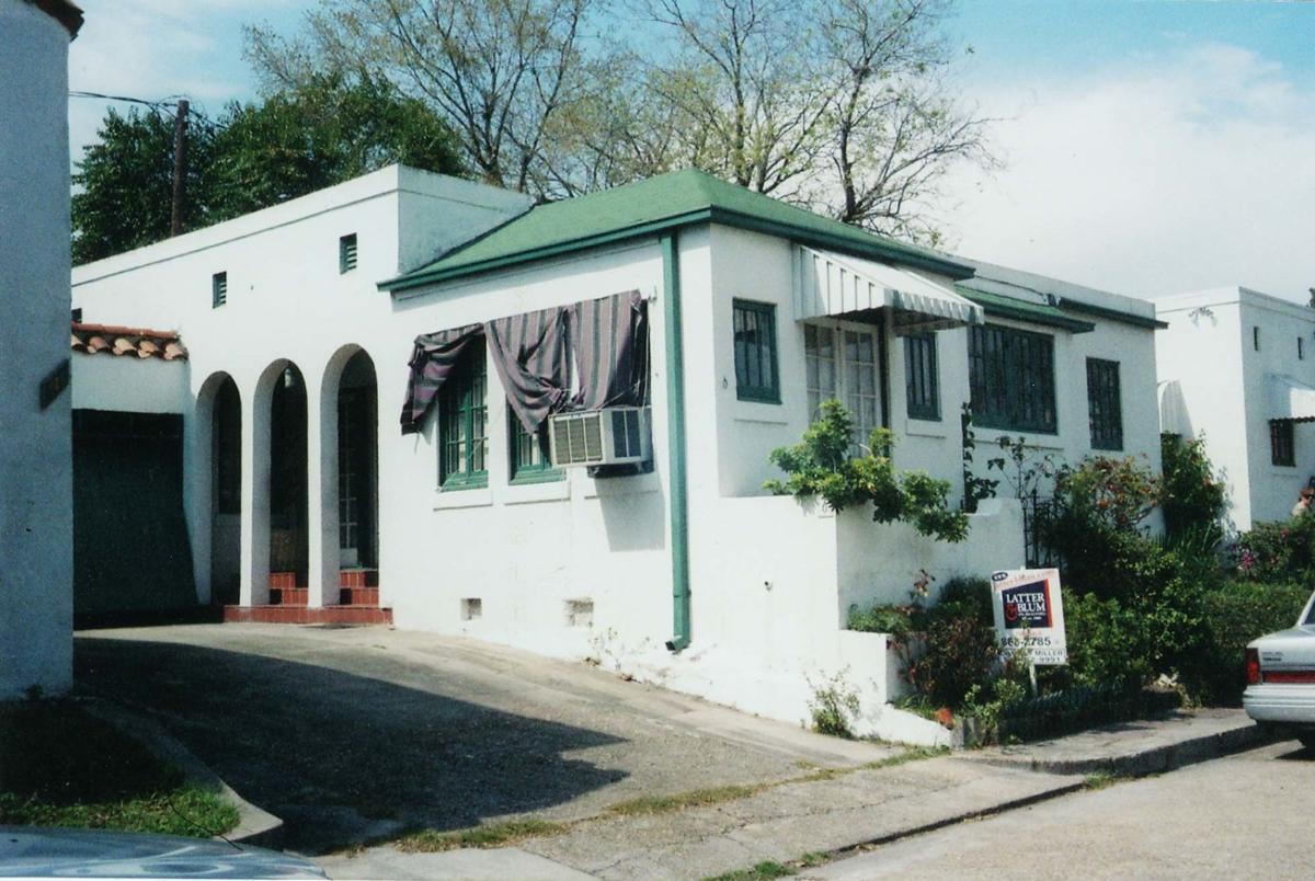 Palm Terrace 1990s