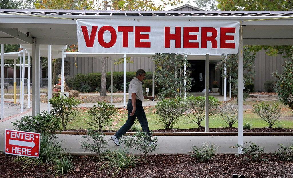 St. Tammany voting