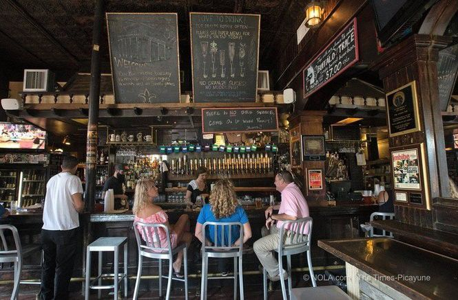 New Orleans' top 10 bars for 2018: the city's best sips
