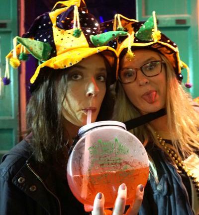 Bourbon Street's 9 Biggest, Dumbest Drinks
