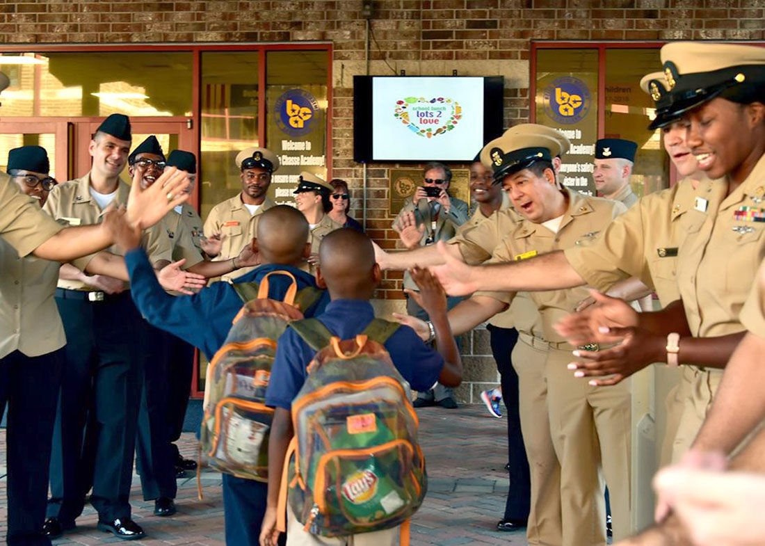 Belle Chasse first day CPOs.jpg