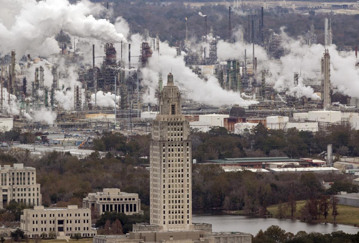 ExxonMobil near Capitol