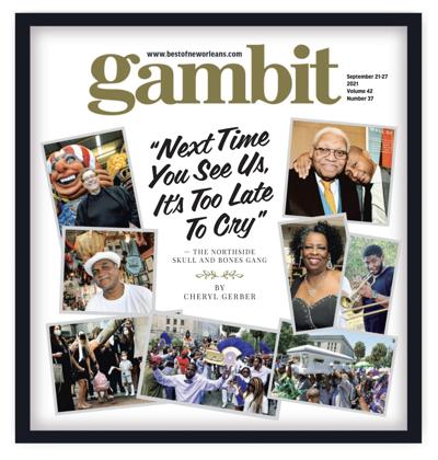 Gambit cover 09.21