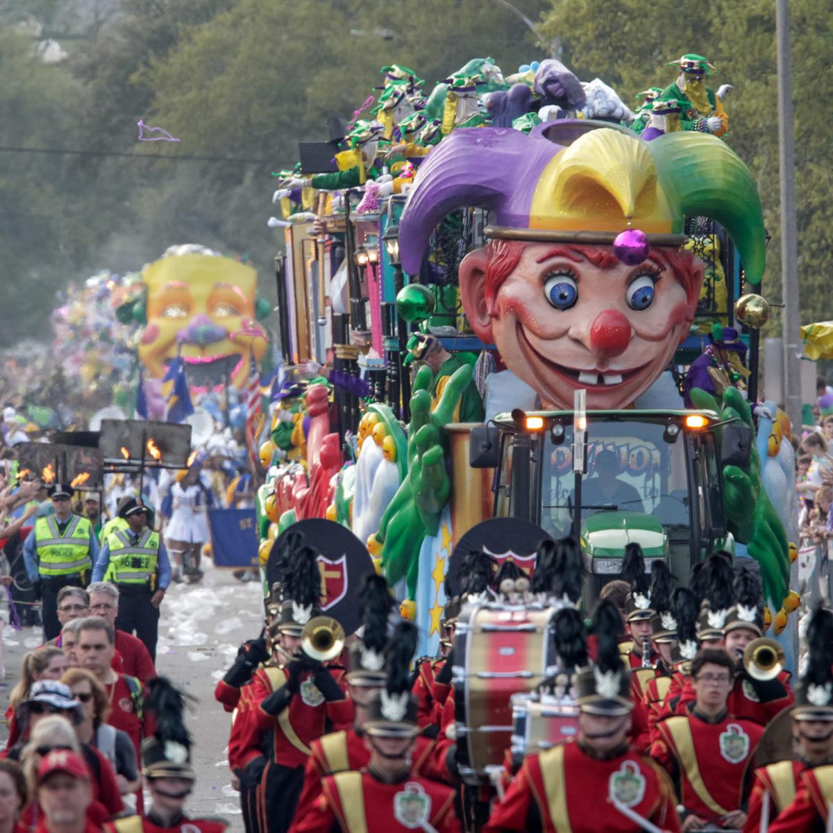 Mardi Gra New Orleans 2020 When is Mardi Gras 2020? Make your plans now for an earlier Fat