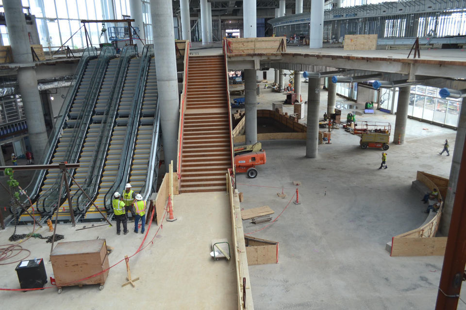 11 things you need to know about New Orleans' new airport terminal