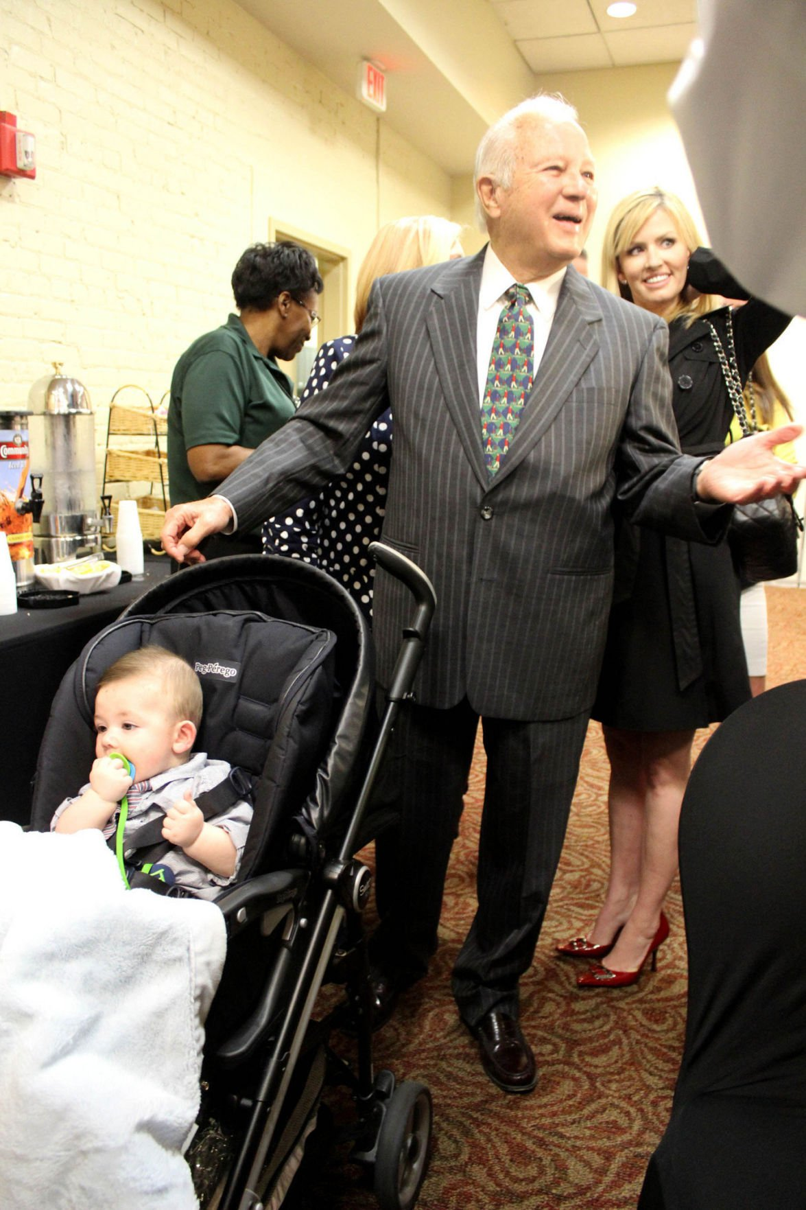 Edwin Edwards' run for Congress: Opponents, politicos react to the news