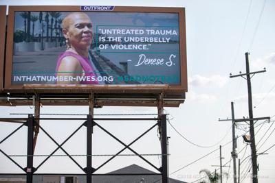 Childhood trauma focus of new billboard, public awareness campaign