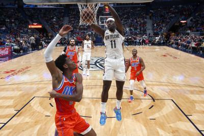 Thunder Pelicans Basketball