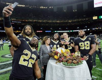 Saints in midst of their first back-to-back Thursday schedule