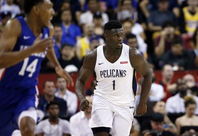 Knicks Pelicans Basketball