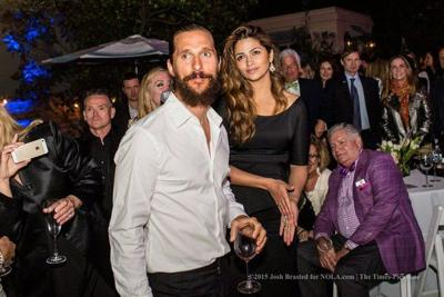 Matthew McConaughey: New Orleans is 'a big, beautiful mess'