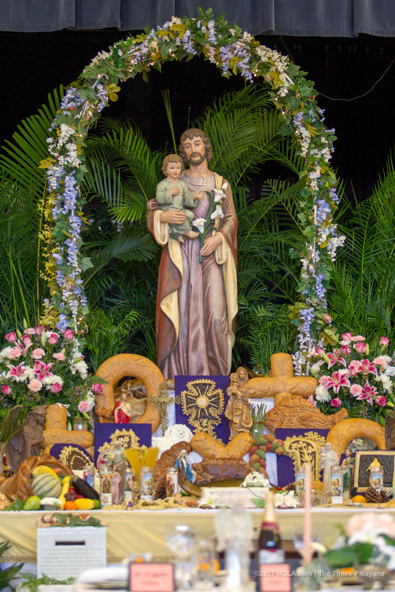 St. Joseph's Day altars extended to Monday at some sites