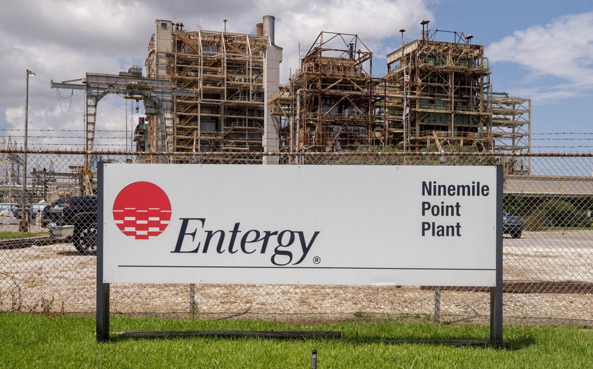 Entergy Nine Mile Point plant
