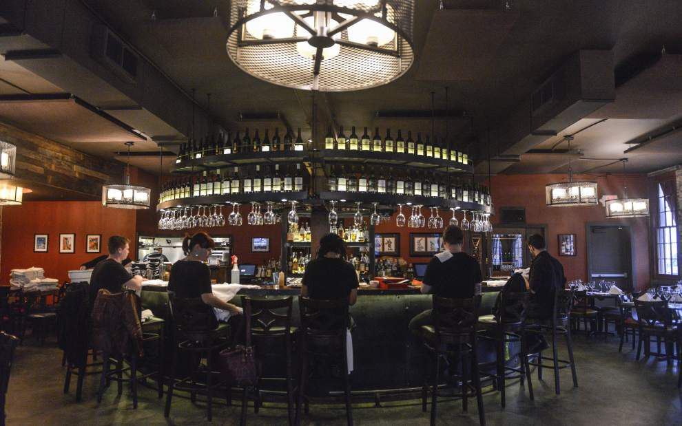 Downtown: The New Orleans Advocate's spring 2015 dining guide _lowres