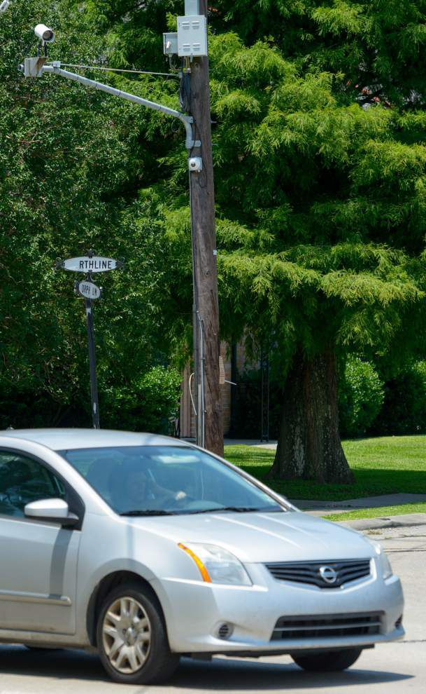 Use of license plate readers pits privacy concerns against