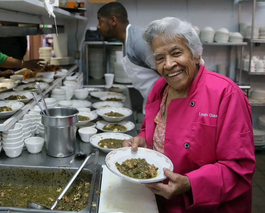 Celebrate Leah Chase's 95th birthday by cooking her food