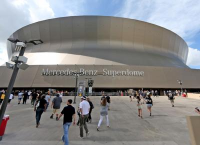 Saints to share some costs in next step of potential Superdome renovation plan