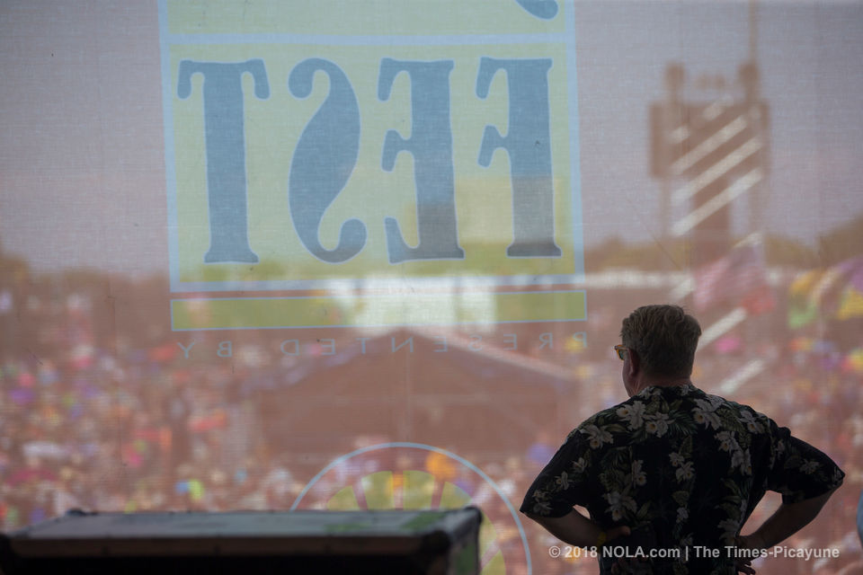 New Orleans Jazz Fest: See photos from 1st Sunday on the Fair Grounds