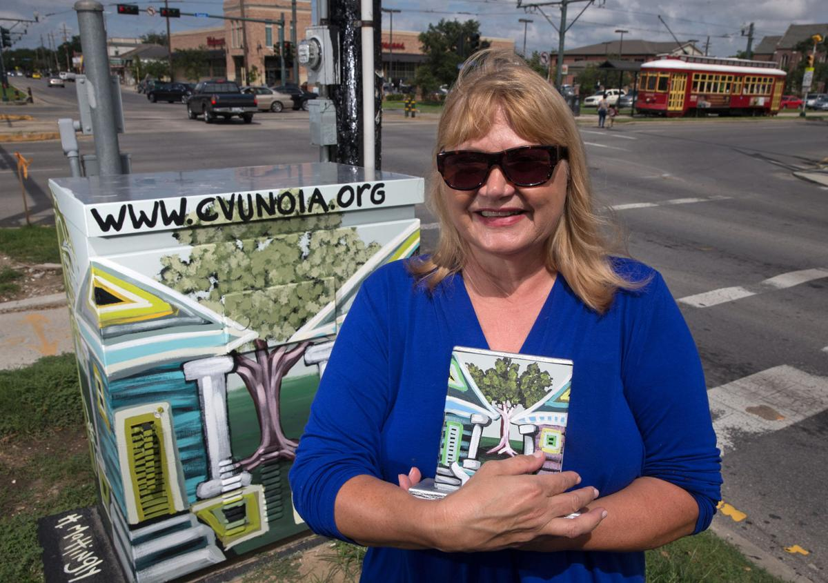 Artsy, colorful utility boxes headed to Kenner