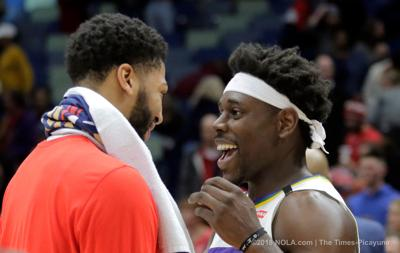 Pelicans' Jrue Holiday league's most underrated in player survey: report