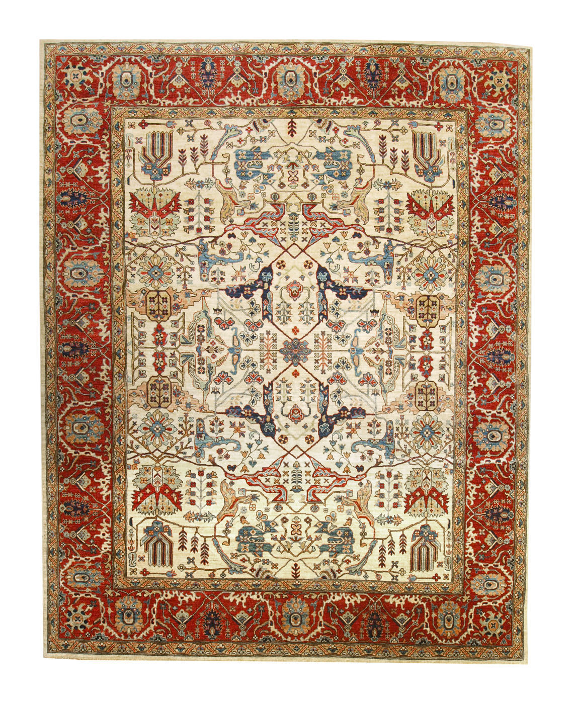Magic Carpets Oriental Rugs Have Versatile Timeless Appeal