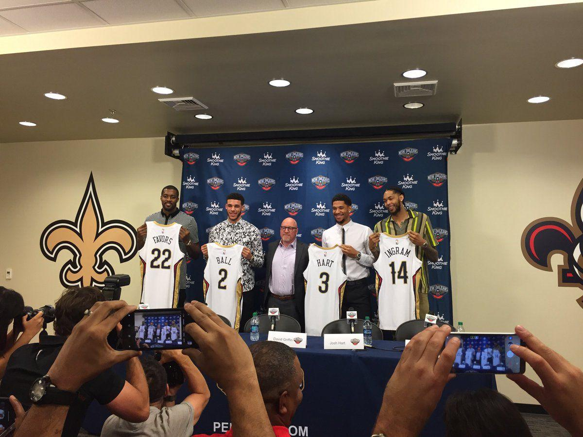 low priced 63d05 63ede New Pelicans united, 'committed' to team's vision: 'I really ...