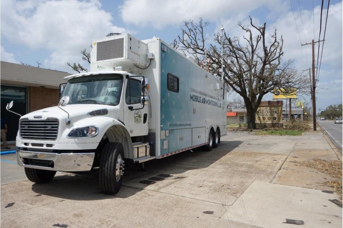 DEQ Mobile Air Monitoring Laboratory