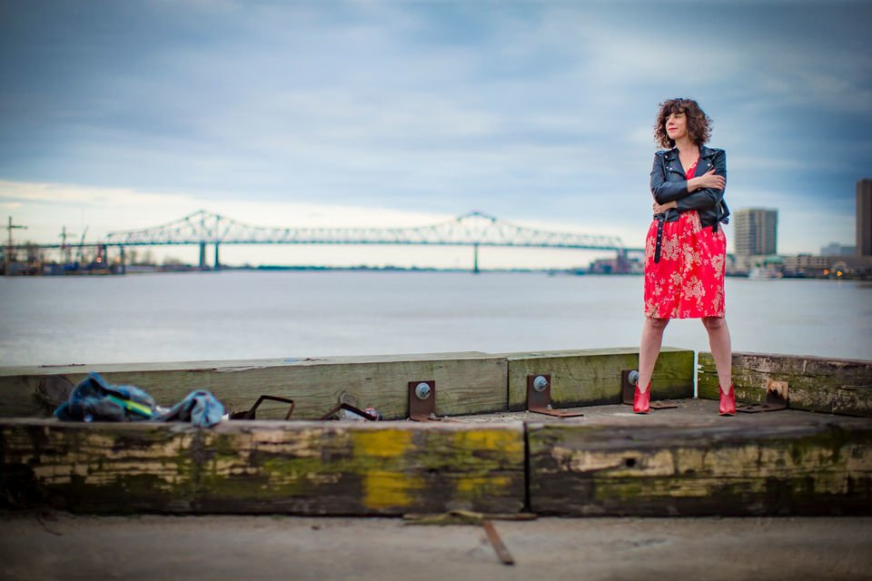 A novelist's New Orleans: Jami Attenberg brings her sharp wit to the Crescent City