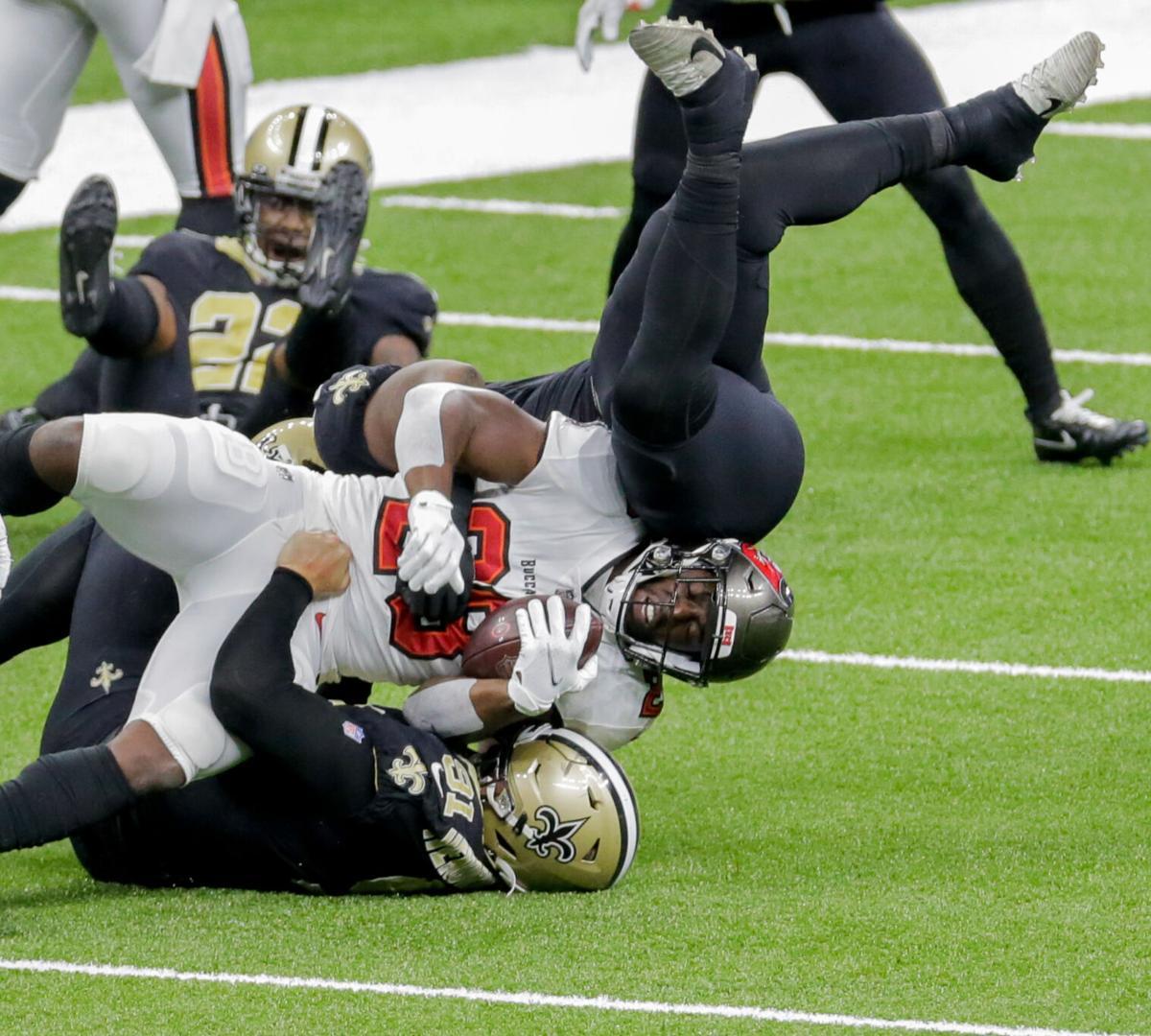 The Edge How Does 3rd Game Between Saints Bucs Shape Up For Matchups Saints Nola Com
