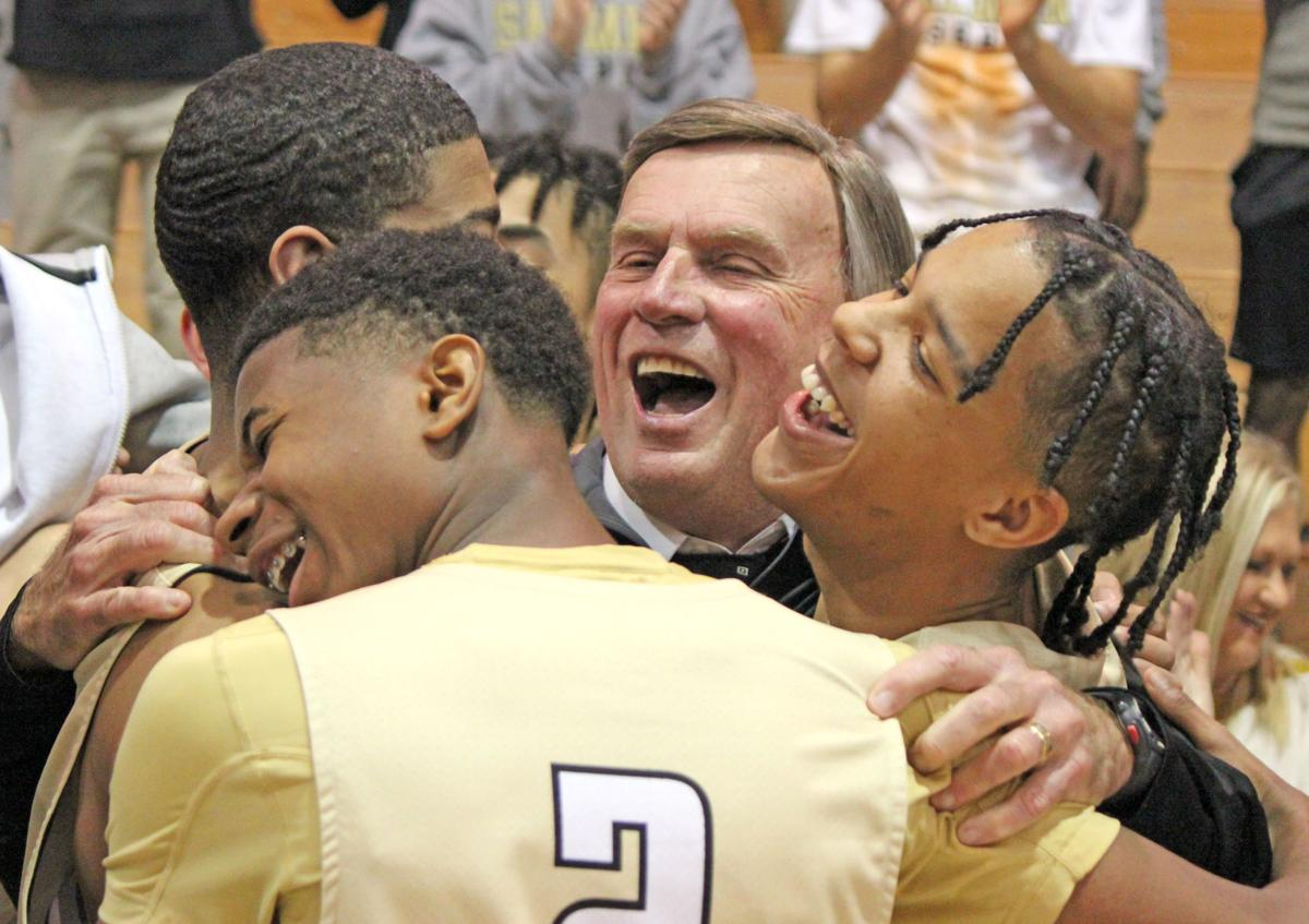 Salmen coach Jay Carlin earns career victory No. 900 with win over Lakeshore
