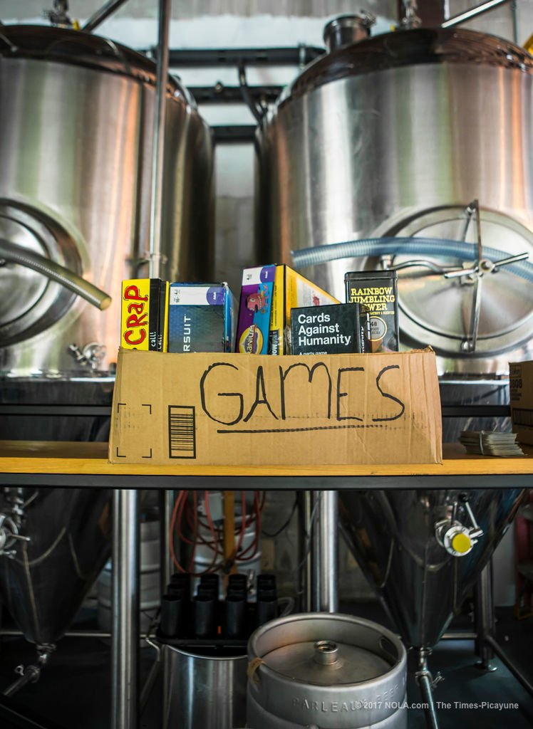 Parleaux Beer Lab: A brewery that fits Bywater