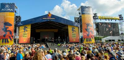 No Jazz Fest >> New Orleans Jazz Fest 2019 Lineup Announced See Replay