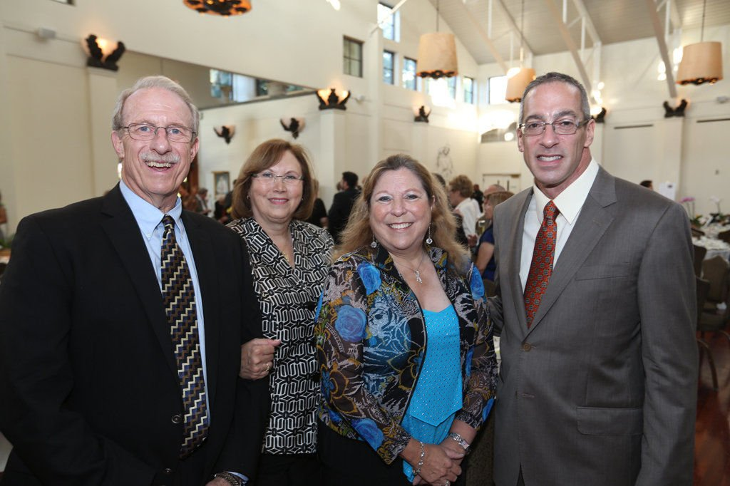 Jewish Family Service of Greater New Orleans honors Max Nathan Jr. at annual gala