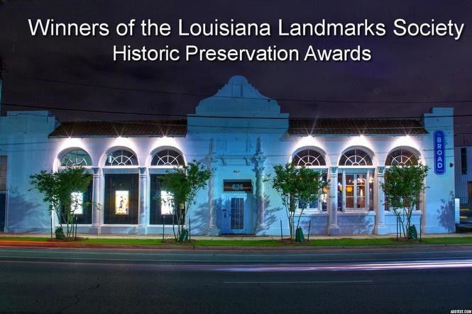 Broad Theater, Ace Hotel among winners of La. Landmarks Society's historic preservation awards