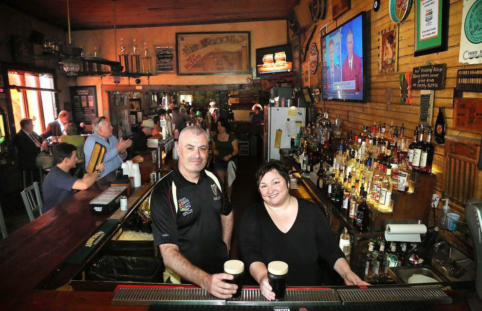 Finn McCool's in Mid-City named one of the top 10 Irish bars in the world by Irish Times newspaper _lowres