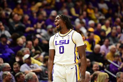 LSU forward Naz Reid goes unselected in NBA Draft | Sports | nola.com